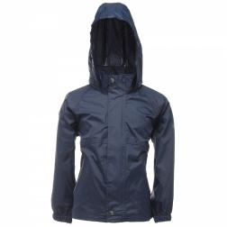 KW943     Kids Packaway Jacket  - Colour Midnight