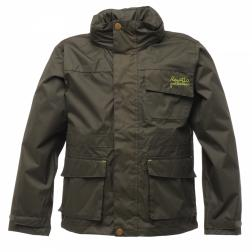 RKW092    Warpath Jacket  - Colour Bayleaf