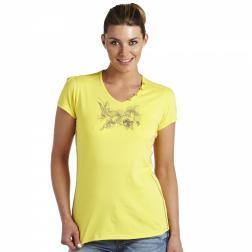RWT052    Hopeful T-Shirt  - Colour Lemon Tea