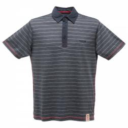 RMT068    Outlook Polo Shirt  - Colour Navy