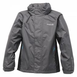 RKW095    Hawkeye Interactive Jacket  - Colour Sealgrey/Bla
