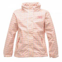 RKW105    Lisa Printed Jacket  - Colour Polar Bear