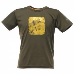 RKT040    Boys Honolulu T-shirt  - Colour Bayleaf