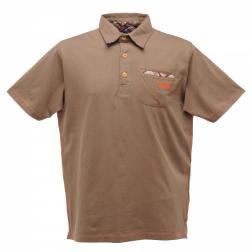 RMT067    Freshwater Polo Shirt  - Colour Aztec Brown