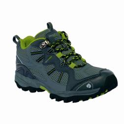 RKF243    Crossland Low Jnr Boot  - Colour Iron/Dark Spring