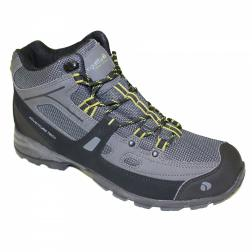 SRMF272   Ad-Quest Mid Walking Boot  - Colour Black/DkSprg