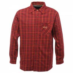 RMS051    Windchill Shirt  - Colour Rhubarb Red