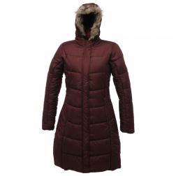 RWN016    Blissfull Jacket  - Colour Dark Burgundy