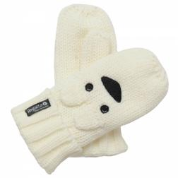 RKG018    Rory Animal Mitts  - Colour Polar Bear