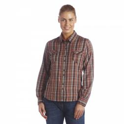 RWS031    Fergy Checked Shirt  - Colour Coconut