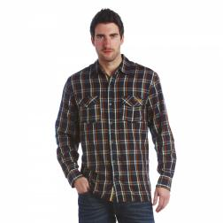 RMS050    Fergus Shirt  - Colour Navy
