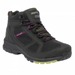 RWF310    Lady Hyper-Speed Mid Boot  - Colour Black
