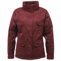 RWP119    Tullie 3 in 1 Jacket  - Colour Dark Burgundy