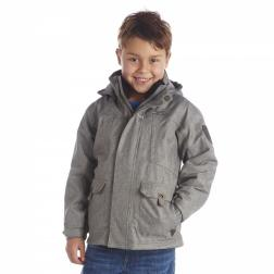 RKP080    Daleshill 3 in 1 Jacket  - Colour Rock Grey