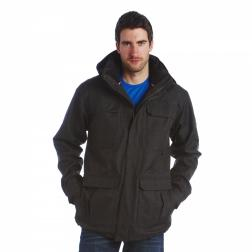RMP103    Sweepstake 3 in 1 Jacket  - Colour Ash
