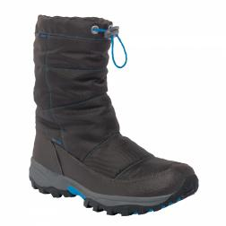 RKF279    Mooncloud Jnr Snow Boot  - Colour Black/Pluto