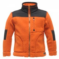 RKA088    Volt Fleece  - Colour BurntOra/Blk