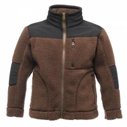 RKA088    Volt Fleece  - Colour Otter/Black