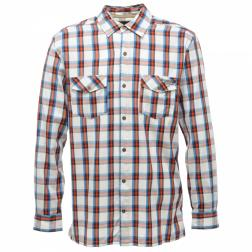 RMS050    Fergus Shirt  - Colour White