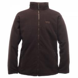 RMA074    Alfred Qulited Fleece  - Colour Peat