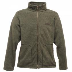 RMA089    Stormchill Fleece  - Colour Dark Khaki Stripe