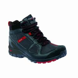 RMF310    Hyper-Speed Mid Boot  - Colour Black