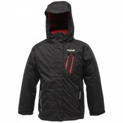 RKP077    Hoopla Jacket  - Colour Black