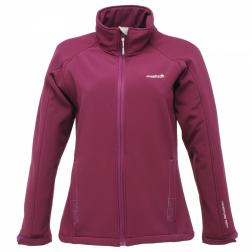 RWL061    Karina Softshell  - Colour Blackcurrant