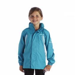 RKW121    Glolite Jacket  - Colour Aqua