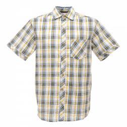 RMS054    Deakin Shirt  - Colour Provincl Blue