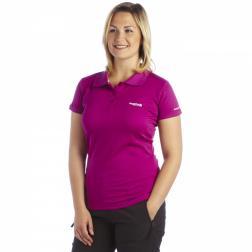 RWT075    Womens Maverik Polo Shirt  - Colour Vivid Viola