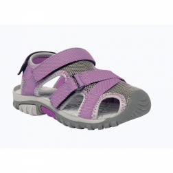 RKF347    Sea-Burst Jnr Sandals  - Colour Steel