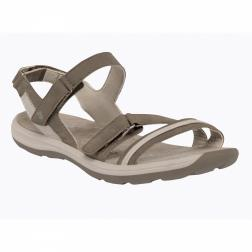 RWF342    Lady Santa Ana Sandals  - Colour Walnt