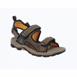 RKF329    Boys Elektron Jnr Sandals  - Colour Walnut