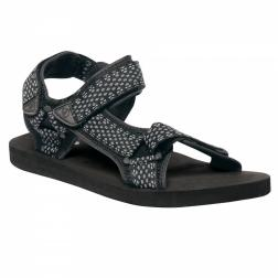 RMF362    Seamar Sandals  - Colour Black/Granite
