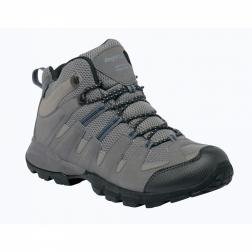 RMF340    Garsdale Mid Walking Boot  - Colour Steel