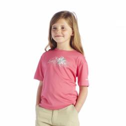 RKT050    Starcrest T-Shirt  - Colour Tulip Pink