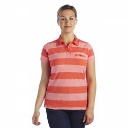 RWT065    Funbreak Polo Shirt  - Colour Peach Bloom
