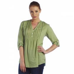 RWS035    Loire Shirt  - Colour Mineral Green