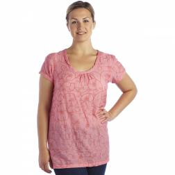 RWS034    Meadow Tunic  - Colour Pink Blossom