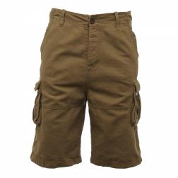 RMJ094    Kean Shorts  - Colour Grape Leaf
