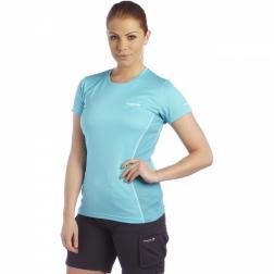 RWT069    Leilarose T-Shirt  - Colour Horizon/Aqua