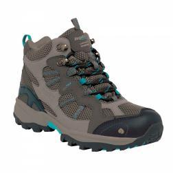 RWF253    Lady Crossland Mid Walking Boot  - Colour Walnut