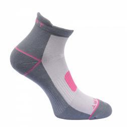 RWH022    Xert Trial Runner Socks  - Colour Smokey/Viola