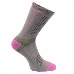 RWH021    Xert Trek Trail Socks  - Colour Dusty Olive/Vivid
