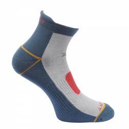RMH022    Xert Trail Runner Socks  - Colour Dark Slate/Sena