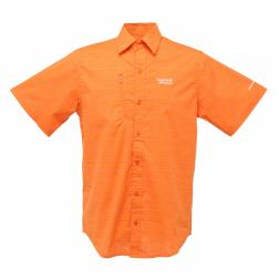 RMS063    Defoe Shirt  - Colour Jaffa Orange
