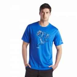 RMT082    Newark T-Shirt  - Colour Oxford Blue