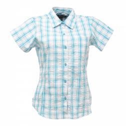 RWS013    Jenna Shirt  - Colour Aqua
