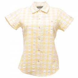 RWS013    Jenna Shirt  - Colour Lemon Tea